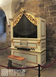 Silbermann-Orgel from 1734