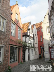 Houses at Schnoor